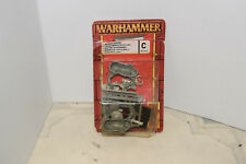Warhammer Warriors of Chaos Marauder Horseman (Metal, OOP)