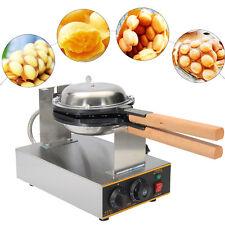 Électrique 220 V Egg waffle maker-Machine Gâteau Four QQ Cuisine Baker fer