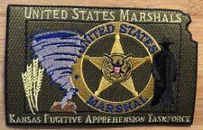 US Marshals Service - District of Kansas GOLD version Fugitive Apprehension TF