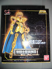 Seiya myth cloth gold or EX Leo lion Aiolia HK / chevaliers zodiaque