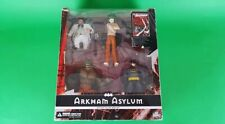Batman Arkham Asylum Action Figure Box Set  Batman-Joker-Pinguin-Killer Croc