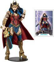 Wonder Woman McFarlane Toys DC Multiverse Darkfather BAF Action Figure Preorder