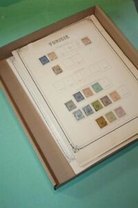 TUNISIA Classic 1888-1965 Mainly MH w Varities Africa Stamp Collection Re-Priced