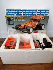 RARE! 80's Nikko Japan 1/16 Frame Buggy Super Tiger 4WD NMIB Taiyo Tyco