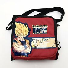 Vintage Rare 2002 Dragon Ball Z Goku Cd Player Cd Holder Crossbody Case Bag