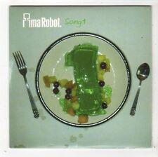 (FY357) Ima Robot, Song 1 - 2003 DJ CD