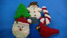 HOME MADE ICED MIXED CHRISTMAS SUGAR COOKIES by NEEDFULL THINGS