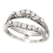 MIKIMOTO Diamond 0.32ct Ring Pt Platinum Size6(US) 90080006