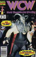 WCW World Championship Wrestling #12 (Newsstand) FN; Marvel | save on shipping -