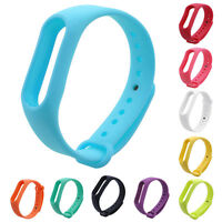 Replacement Wrist Strap Band Clasps Bracelet for Xiaomi Mi Band 2 Smart Watch