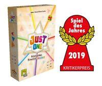 JUST ONE SPIEL DES JAHRES 2019 Asmodee Neu+Top