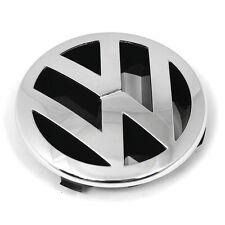Original VW Passat (3BG) Caddy (2K) VW-Emblem vorn Kühlergrill Zeichen chrom OEM