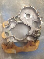 Caterpillar C-13 Acert  Front Housing  Came off 2007  Cones with front Mount