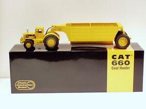 Caterpillar 660 Coal Hauler Truck - 1/48 - CCM - Diecast - Brand New 2011