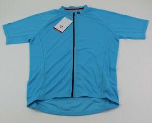 Bontrager Men's Solstice Jersey Blue NWT