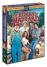 DUKES OF HAZZARD COMPLETE SEASON 7 DVD Seventh 7th SERIES Seven hazard New UK R2