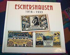 ESCHERSHAUSEN (Lkr. Holzminden) 1918-1933 - Bilder erzählen Geschichte # GEIGER