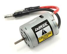 Traxxas 7575X Latrax Rally / Teton Brushed Motor 370 28T w/ Bullet Connectors
