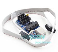 USBTiny USBtinyISP AVR ISP programmer for Arduino bootloader Meag2560 uno r3 Top