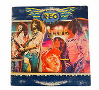 REO Speedwagon - Vinyl LP Record *LIVE 2xLP* You Get What You Play For PEG-34494