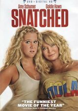 Snatched (DVD, 2017)