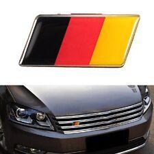German Alloy Flag Emblem Badge Sticker Grille Decal For Universal Car 2017