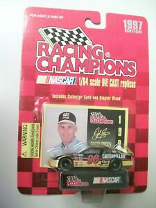 Racing Champions 1:64 scale 1997 David Green Cat Racing Chevy Monte Carlo