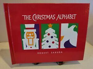 Christmas Alphabet Pop Up Book - Robert Sabuda 1996