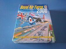 Royal Air Force 2000 PC CD IBM - Multilanguage - Just Flight - New