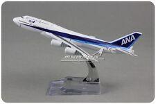 STAR ALLIANCE ANA BOEING 747-400 Passenger Airplane Plane Metal Diecast Model