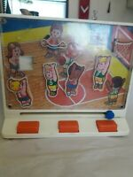Vintage Tomy 1978 Shorty Shooters Basketball Game.  Works-Tested