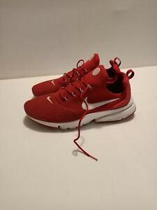 Nike Presto Fly Men's Size US 12 Red UK 11