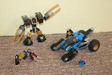 Lego Ninjago 70723 Thunder Raider  with all Minifigures but No Instruction