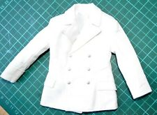 1/6 SCALE 3R - DID GERMAN WWII - WHITE SUMMER JACKET