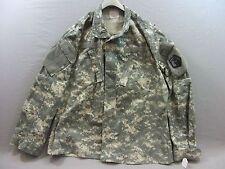 Feldjacke Jacke Coat Army Combat Uniform ACU Digital Größe Large- Long USA