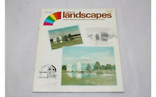 Keys To Landscapes Skylight Studio Vintage 1972 Art Instruction Booklet