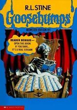 Goosebumps Monster Ed 1 Welcome to Dead House Stay out of Basement Say Cheese ..