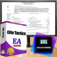 EA  forex Elite Tactics reliable and profitable for MT4