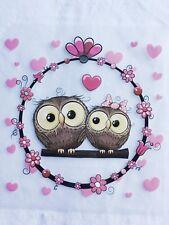 DIY Mummy&Me Sweet Owl Vinyl Transfer