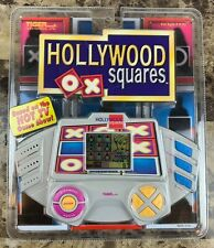 Vintage 1999 Tiger Electronics Hollywood Squares Handheld Game New and Sealed
