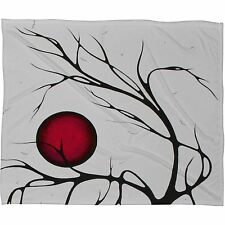 Deny Designs NEW Madart 'Together As One' Fleece Throw Blanket - 60 x 50
