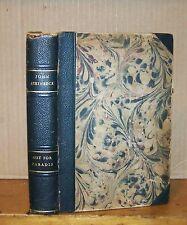 Ost For Paradis. [East of Eden]. Steinbeck. 1953. 1st ed.