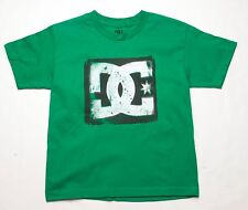 DC Shoes Boys Transference Tee (XL) Kelly Green Y7620436