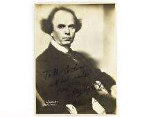 Jan Kubelik Czech Violinist Signed Photo