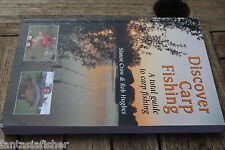 DISCOVER CARP FISHING  A TOTAL GUIDE TO CARP FISHING BY SIMON CROW & ROB HUGHES