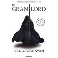 El gran Lord (Cronicas del mago negro 3) (Spanish Edition)-ExLibrary