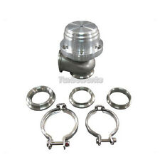 46mm 8Psi Turbo Exhaust Manifold Wastegate V-Band For Supra RX7 RX8 7MGTE