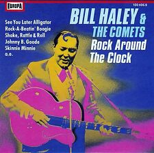 Bill Haley & the Comets: rock Around the Clock/CD (Europa 100 406.9)