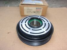 1991-95 Plymouth Dodge Chrysler 3.3L 3.8L NOS MoPar COMPRESSOR CLUTCH & PULLEY