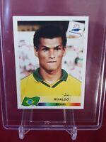 Rivaldo Brazil 1998 1st World Cup Panini Sticker